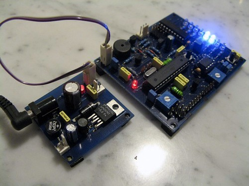 Powering you Microcontroller's Base Project (3)
