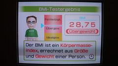 Wii Fit Einführungsrunde