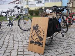 Stencil para a Cicloficina de Linda-aVelha