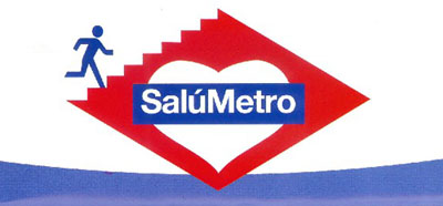 Logotipo del Salúmetro del Metro de madrid