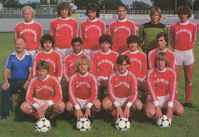 valenciennes 1983-84