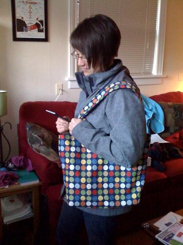 Nice new bag