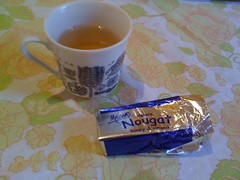 Tea & Nougat with Pip & Cam