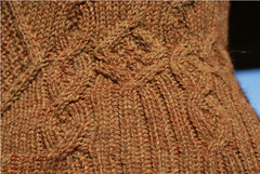 Caramel close-up cable 2