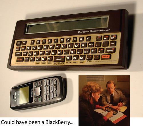 "Communications ""smart"" terminal"