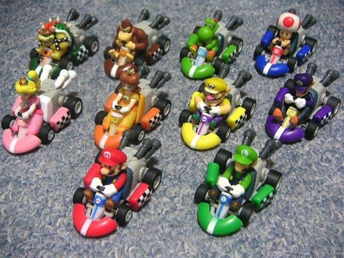 Mario Kart Wii Toys A Photo On Flickriver