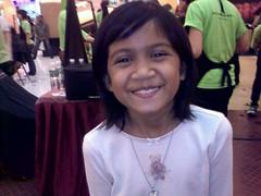 Ayisha new haircut