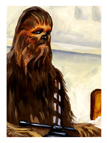 Chewbacca... What a wookie!