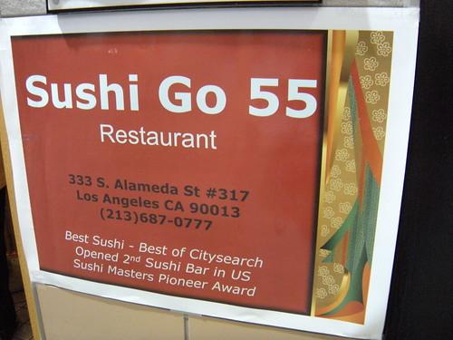 Sushi Go 55