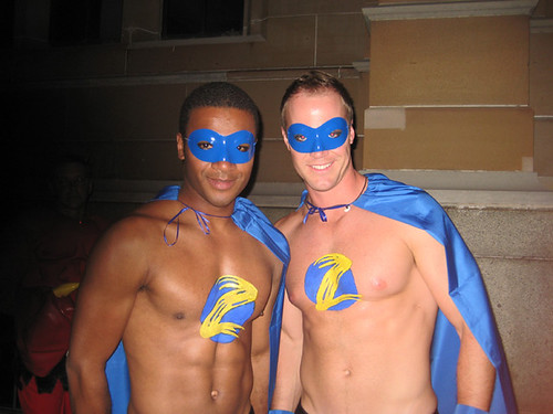 Gay Super Heroes by Zoom Vacations