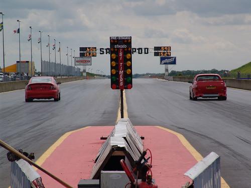 Drag Racing Images - Monaro V Ute