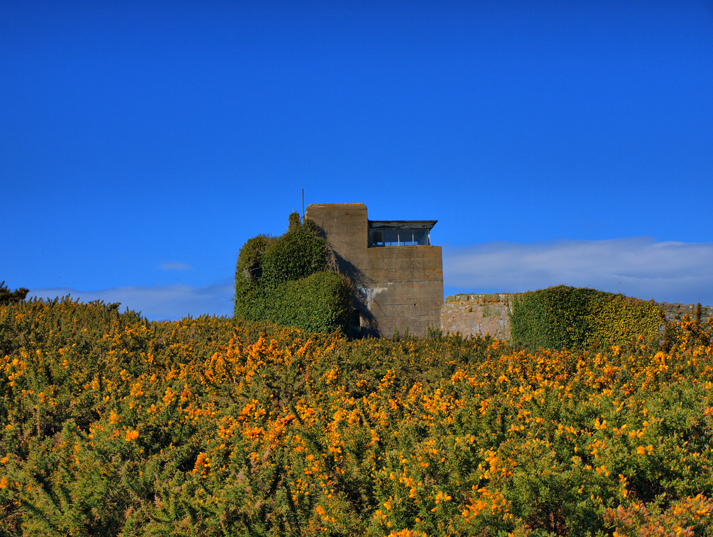 German Watch Tower, Alderney