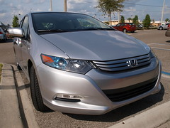 Honda Insight 2010 Front Side