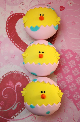 Easter Chickies