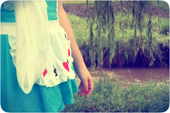 Alice in Wonderland - I'm Late - ReEdit (Brandon Christopher Warren) Tags: blue red white rabbit green girl yellow scarf ink diamonds vintage river hearts pretty tea alice gorgeous disney flats blonde clubs mystical wonderland spades aliceinwonderland whiterabbit alicewonderland inwonderland brandonwarren julieciccone