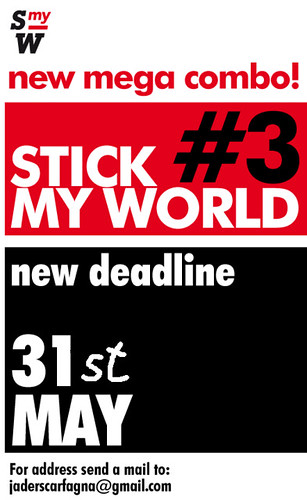 stick my world # 3