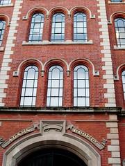 The Adams Building, Nottingham (Dun.can) Tags: nottingham windows building college factory historic redbrick lacemarket adamsbuilding newcollegenottingham