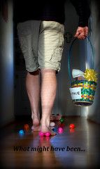 97/365 - Walking on eggshells (bp6316) Tags: easter kleenex lyrics friend basket brandon trf eggs 365 tickle hotlegs tissues day97 ahem emersonhart trp project365 afave fgr instantfave whatmighthavebeen flickrgrouproulette flickrintherealworld sillypinkstar therogueplayers 3652009 todaysrandomfact ifyouregonnaleave