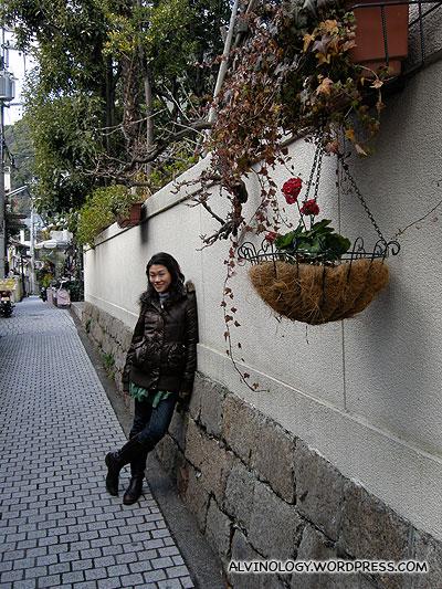 Kitano street