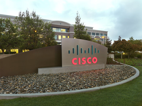 Cisco Building