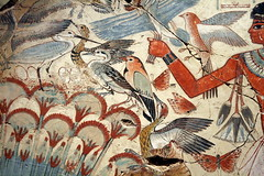 Nebamun hunting in the marshes ( Libyan Soup) Tags: painting egypt egyptian egipto britishmuseum fresco gypten egitto egypte egypten ancientegypt wallpaintings egiptus egipt egyptianart gypte nebamun egypti  tombart tombpainting egyptianpainting egiptio egiptujo michaelcohengallery nebamunwallpaintings tombchapel tombchapelofnebamun