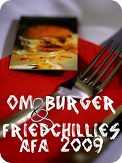 OM Burger & FriedChillies AFA