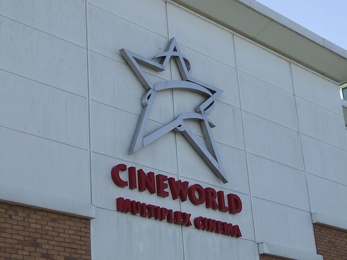 Cineworld Cinema Burton on Trent
