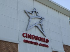 Cineworld Cinema Burton on Trent