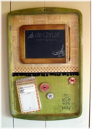 Home Decor - Message Board