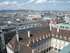 Vienna from St Stephens belltower