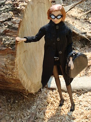 Sgeschnittkante (britta.haesslich) Tags: wood tree toy toys doll dolls barbie plastic holz tre spielzeug puppe plasticpeople treet leker plastik momoko dukke plast sgespne lekety susiedoll hobelspne holzig sagspon schnittkante