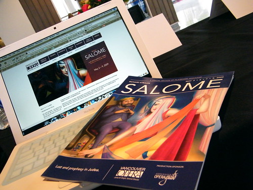 Blogger Night at Salome
