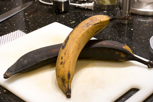 Super Ripe Plantains in Skin