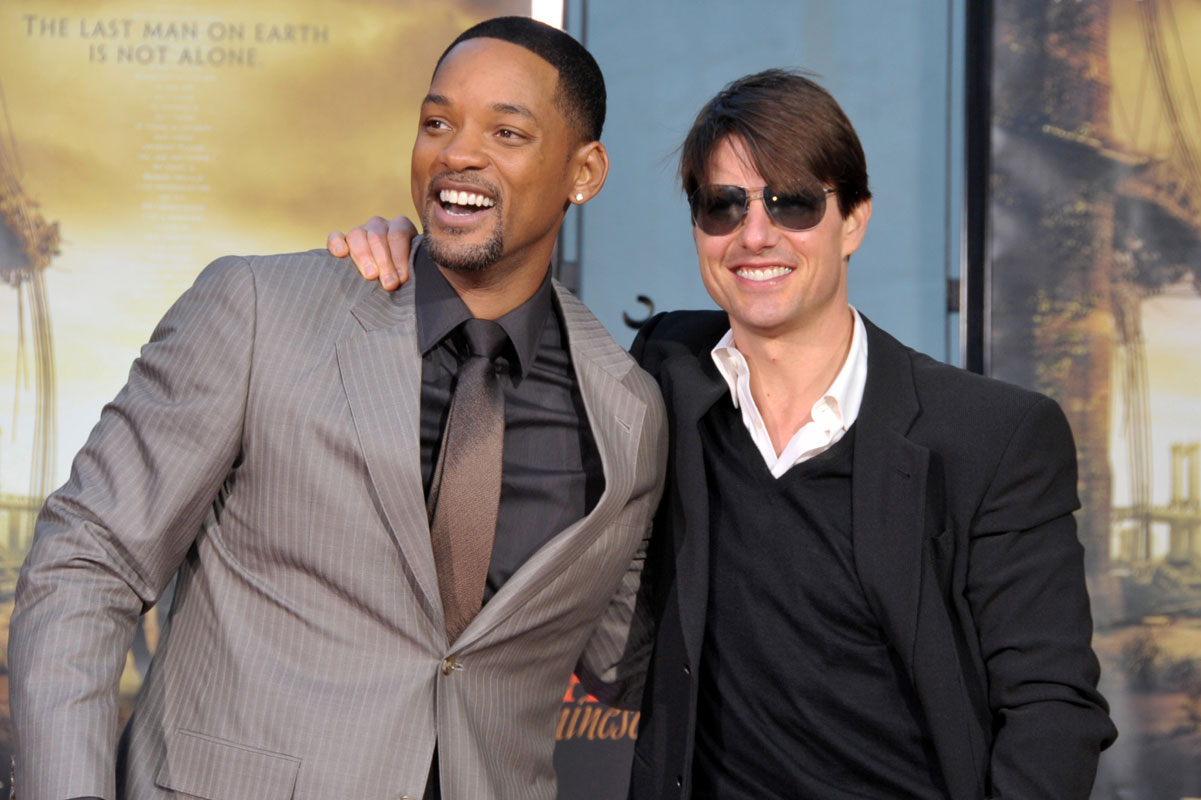 Will Smith Tom Cruise