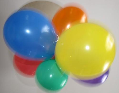 cinco balloons