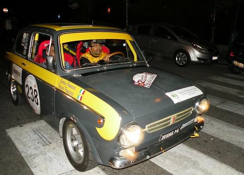 Fiat 850 rally