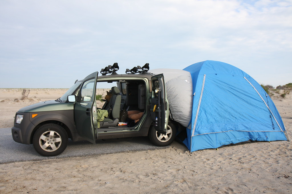 Element C&ing (deanwissing) Tags c&ing beach honda tent element assateague : honda element pop up tent - memphite.com
