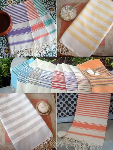 Scents & Feel Towels