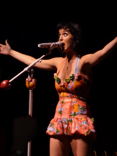 Katy Perry Olympia Paris 2009