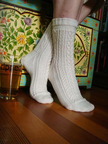 chalet socks