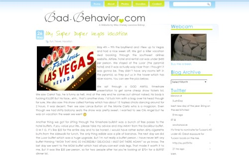 Bad-Behavior.com