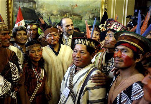 Peru Amazon Peace