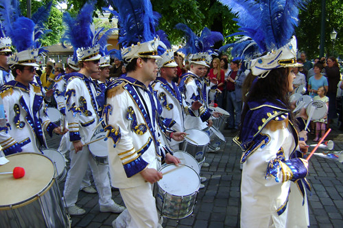 Samba Carnival at Helsinki 2009 - Photo by Tanmay Vora