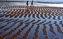 Oostende (Torsten Reuschling) Tags: ocean sea lines belgium oostende tides aplusphoto platinumheartaward