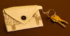 MLW.ENJOY KEY CHAIN ACCORDION POUCH (mlw.enjoy) Tags: bag one coin handmade kind purse enjoy pouch dust shoulder handbag tote wristlet mlwenjoy