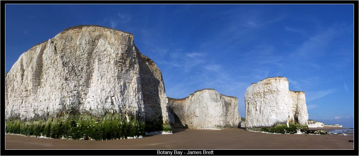 Botany Bay Kent England UK Botany