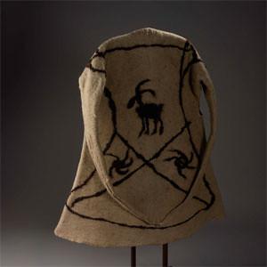 Kurdish Felt Coat