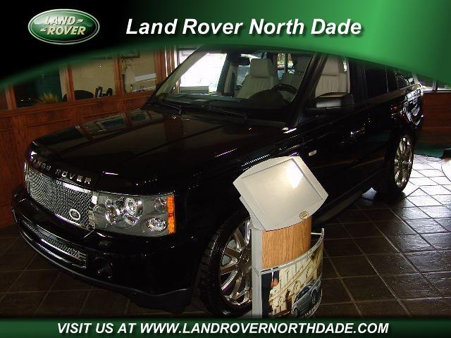 2009 Land Rover Range Rover Sport Supercharged 73675 by Dealer Online Marketing