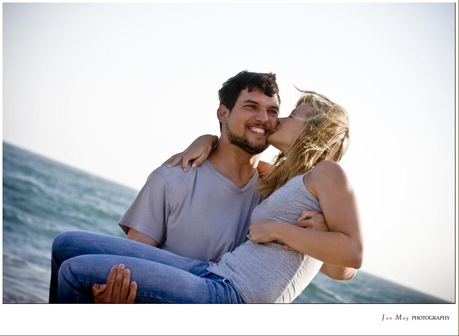Jen & Patrick