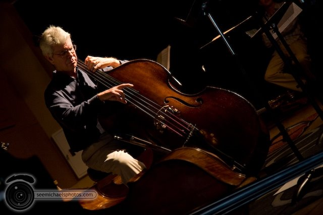 Bass Summit at Dizzy's 62809 © Michael Klayman-010